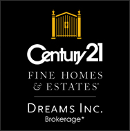 Century 21 Real Estate Logo http://www.century21dreamsrealestate.ca/buy-home-oakville